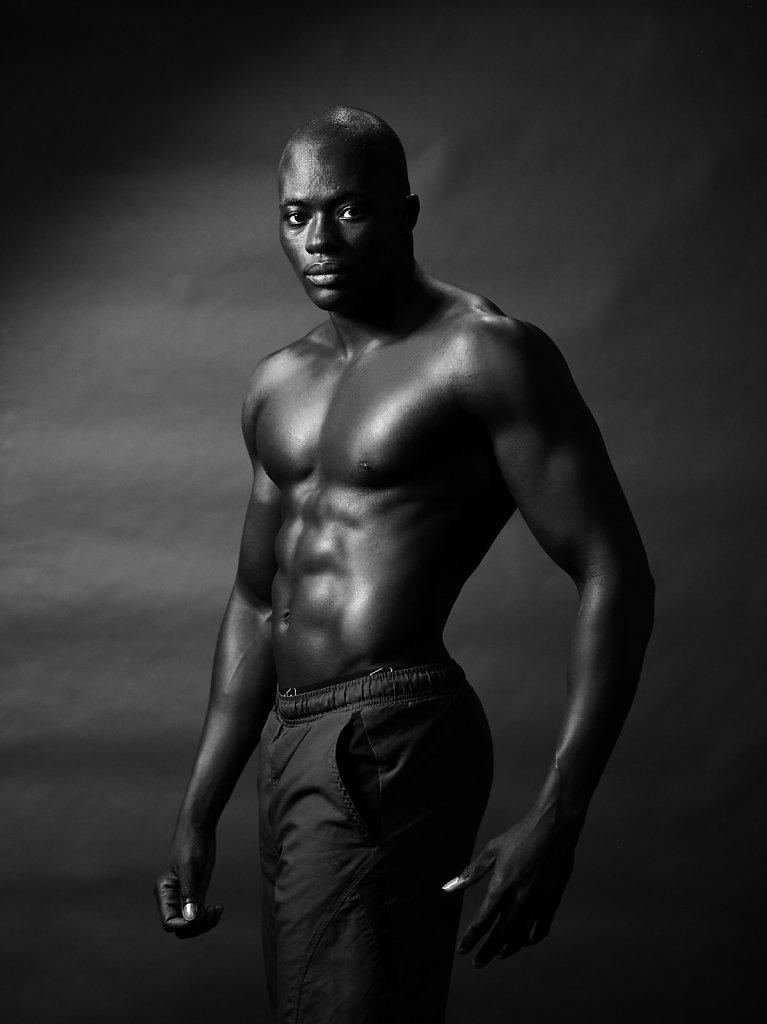 Athletic - Portrait